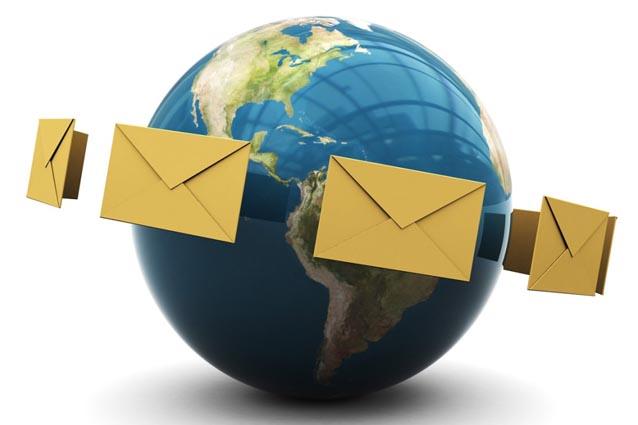 История появления электронной почты
